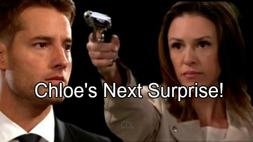 'The Young and the Restless' Spoilers: Adam Forced to Accept Plea Deal - Chloe Prepares Awful Surprise for Big Day