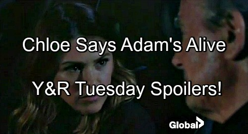 The Young and the Restless Spoilers: Chloe Tells Victor Adam Escaped In Explosion – Chelsea and Connor Heartbroken