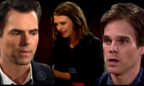 The Young and the Restless Spoilers: Chloe's Secrets Bring Trouble - Exposure Sends Her Running or Leaves Her Dead?