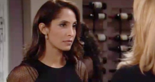 The Young and the Restless Spoilers: Christel Khalil Remains With Y&R Cast – Lily's Future Storylines
