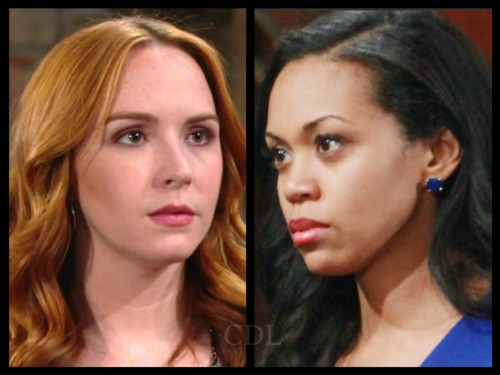 The Young and the Restless Spoilers: Mariah's New Lover - Battles Hilary For Recast Kyle?