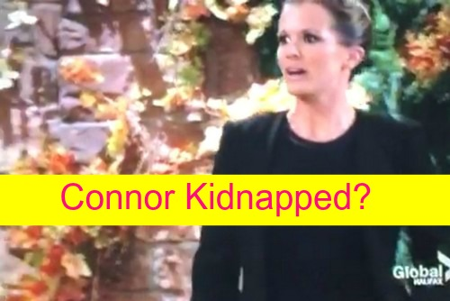 The Young and the Restless (Y&R) Spoilers: Chloe Revenge Kidnapping? - Connor Goes Missing, Chelsea Freaks