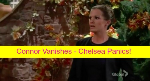 The Young and the Restless (Y&R) Spoilers: Connor Newman Vanishes - Kidnapped by Chloe or Just Missing?