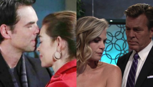 The Young and the Restless Spoilers: Sparks Fly for Billy and Victoria, Phyllis and Jack Reignite – Philly Split Revives Villy and Phack