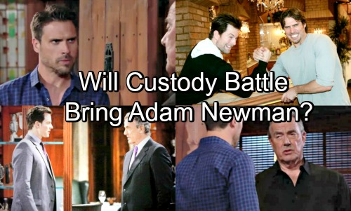 The Young and the Restless Spoilers: Will Nick and Victor's Custody Battle Leads to Michael Muhney's Return as Adam Newman?