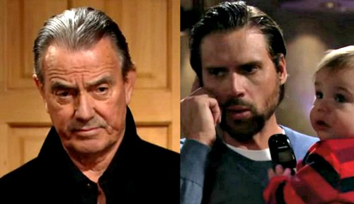 The Young and the Restless Spoilers: Nick Learns Victor Knew Christian Was Adam's Son – Custody War Breaks Out