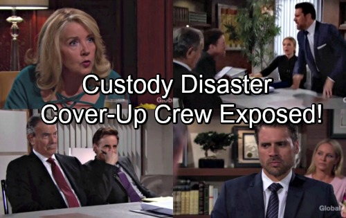 The Young and the Restless Spoilers: Nikki Can't Stop Victor's Custody Fight - Sharon's Vengeful Fury Exposes Cover-Up Crew