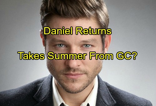 'The Young and the Restless' Spoilers: Michael Graziadei Back as Daniel Romalotti Jr – Phyllis' Son Takes Summer Away From GC?