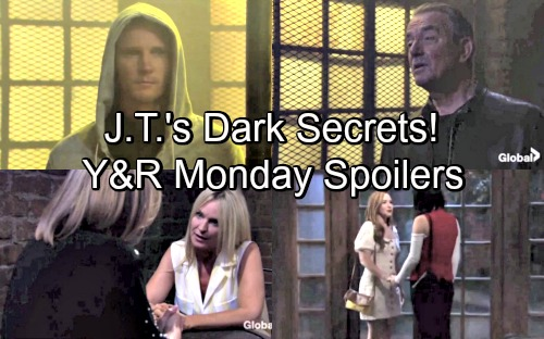 The Young and the Restless Spoilers: Monday, July 16 – Victor and J.T.'s Meeting Shocking Outcome - Mariah and Tessa Try Honesty