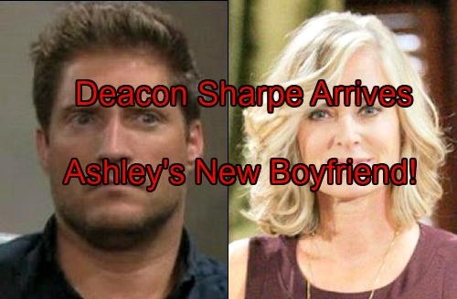 The Young and The Restless Spoilers: Sean Kanan and Sally Sussman Confirm Deacon Sharpe Comes to GC – Ashley's New Boyfriend