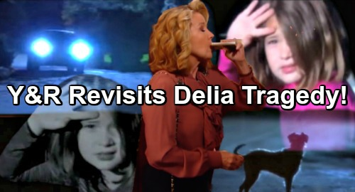The Young and the Restless Spoilers: Y&R Revisits Delia Car Accident Tragedy – Reed Unaware He Hits Drunk Nikki
