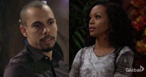 The Young and the Restless Spoilers: Hilary and Devon Back Together - Baby Coming For Charismatic Couple?