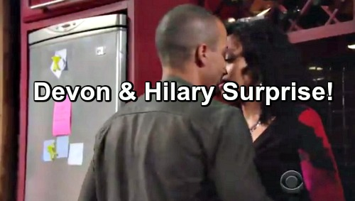 The Young and the Restless Spoilers: Hilary Pushes Devon to His Limit – Will Hilary Win Devon Back or Drain Him Dry?