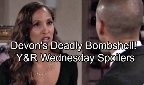 The Young and the Restless Spoilers: Wednesday, August 1 – Devon Reels Over a Deadly Bombshell – Jack and Billy's Battle Blows Up