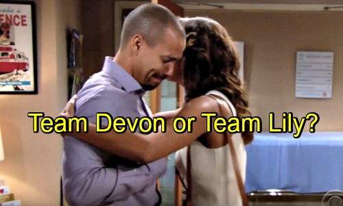 The Young and the Restless Spoilers: Team Devon or Team Lily – Who Truly Deserves Support and Sympathy?