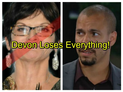 The Young and the Restless Spoilers: Devon Loses Fortune and Wife – Sally Sussman Hints At Correcting JFP's Mistakes