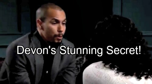 The Young and the Restless Spoilers: Devon Hides a Stunning Secret from Hilary – Major 'Hevon' Bombshell Ahead