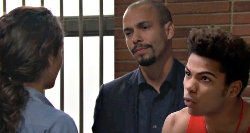 The Young and the Restless Spoilers: Lily's Prison Sentence Hits Son Hard - Charlie Spirals Out Of Control