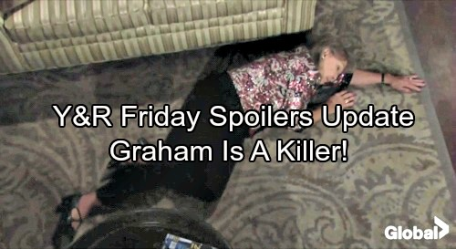 The Young and the Restless Spoilers: Jack Pushes Dina to Change Her Will ASAP – Graham Proves He's An Ice Cold Killer