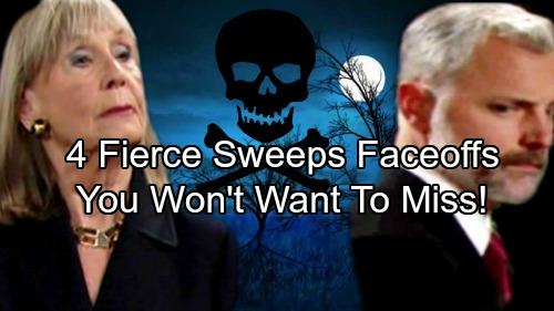 The Young and the Restless Spoilers: 4 Fierce Faceoffs You Won't Want to Miss – Check Out These November Sweeps Game-changers