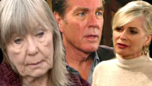 The Young and the Restless Spoilers: Jack and Ashley Face New Dina Crisis Together