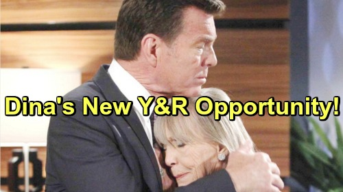 The Young and the Restless Spoilers: Dina's New Y&R Opportunity - Ashley's Return Triggers Story Changes?