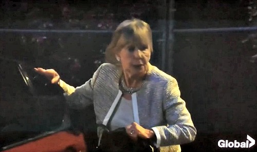 The Young and the Restless Spoilers: Dina's Gone Wild - Graham Pounces On The Opportunity, Returns To Genoa City
