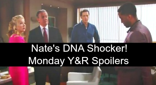 The Young and the Restless Spoilers: Monday, September 24 – Nate's DNA News Shocks Jack and Victor - Jill's Back with Tough Love