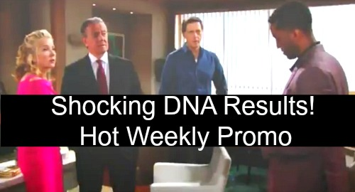 The Young and the Restless Spoilers: Hot Promo Week of September 24 – Mattie Arrested – Nick and Sharon Confess – DNA Shocker