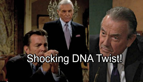 The Young and the Restless Spoilers: Jack's Shocking DNA Twist – John's His Bio Dad After All, Victor's a Manipulative Monster