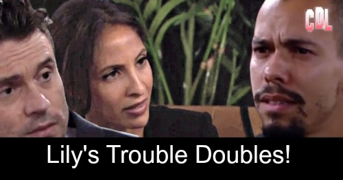 The Young and the Restless Spoilers: Cane and Devon Feud – Lily's Future In Jeopardy