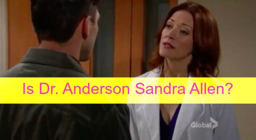 The Young and the Restless (Y&R) Spoilers: Is Dr. Anderson Really Sandra Allen - Seeks Revenge on Nick?