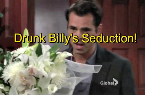 The Young and the Restless (Y&R) Spoilers: Drunk Billy's Seduction Blows Victoria Passkey Truce - Bitter Battle Explodes