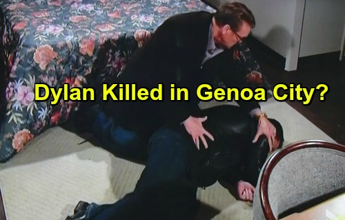 The Young and the Restless Spoilers: Dylan Killed in Genoa City – How Will Sharon React?