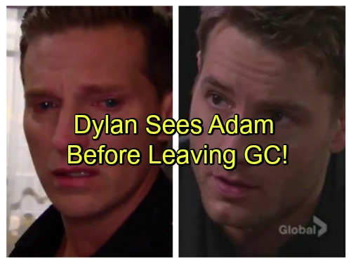 The Young and the Restless Spoilers: Dylan See's Adam Newman Before Exiting Y&R - Christian Paternity Reveal Pushed Forward