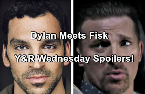 The Young and the Restless Spoilers: Dylan Meets Fisk, Dark Danger Brewing – Phyllis Infuriates Ashley – Devon Makes Decision