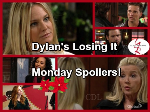 The Young and the Restless Spoilers: Dylan Losing It – Lily Outraged As Hilary Tricks Devon Again