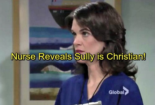 The Young and the Restless (Y&R) Spoilers: Sharon's Memories Lead Dylan to Mysterious Nurse – Learns Sully is Christian
