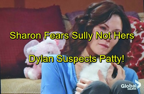 The Young and Restless (Y&R) Spoilers: Sharon Fears Dreams Mean Sully Never Existed – Dylan Suspects Patty Knows The Truth