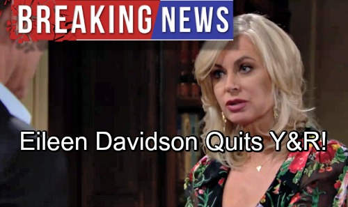 The Young and the Restless Spoilers: Eileen Davidson Out as Ashley – Another Huge Star Quits Y&R