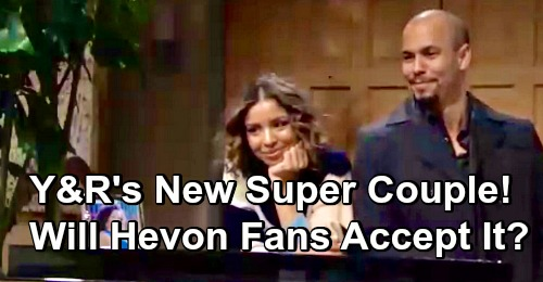 The Young and the Restless Spoilers: Elena And Devon Y&R's New Super Couple - Will Hevon Fans Accept Them?
