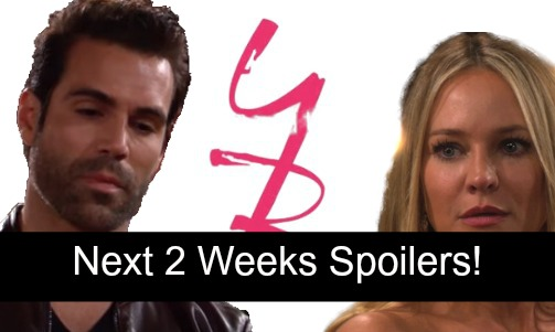 The Young and the Restless Spoilers Next 2 Weeks: Sharon's Startling Discoveries – Rey and Arturo's Battle – Billy's Busted