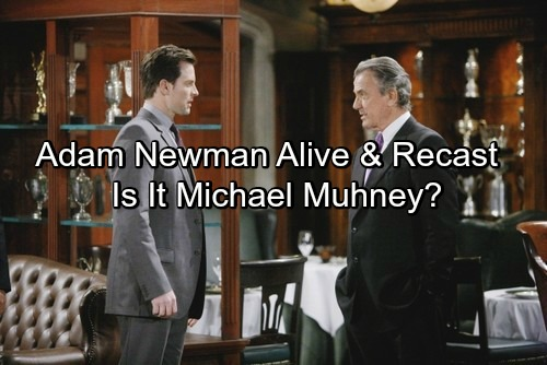 The Young and the Restless Spoilers: Adam Newman Recast – Is Michael Muhney Being Considered?