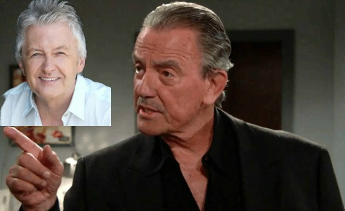 The Young and the Restless Spoilers: Eric Braeden, Jordi Vilasuso and Abhi Sinay Speak Out in Shocking Twitter Exchange