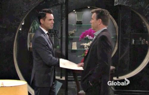 The Young and the Restless Spoilers: Jack's Paternity Brings Jabot Shakeups – Billy's Power Trip Reignites Fierce Rivalry