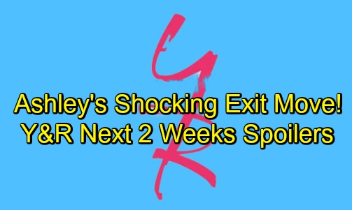The Young and the Restless Spoilers Next 2 Weeks: Ashley's Y&R Exit, Final Move Stuns Family – Nick Delivers a Shocker
