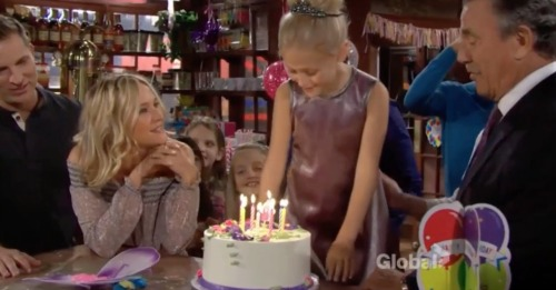 'The Young and the Restless' Spoilers: Mariah Takes a Stand, Fears Chloe Is Using Kevin – Faith's Birthday Party Scheming