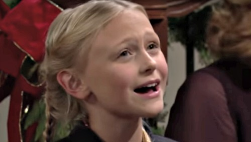 The Young and the Restless Spoilers: Faith A Victim of Selfish and Reckless Parenting - Tween Angst Rises For Poor Child