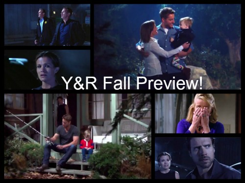 'The Young and the Restless' Spoilers: Y&R Fall Preview – Explosive Reveals, Huge Sacrifices and Dangerous Promises