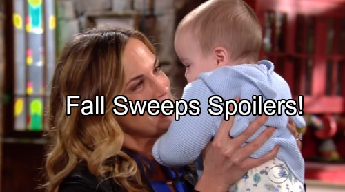 'The Young and The Restless' Spoilers: Sizzling Fall Sweeps Action – Sully Reveal Prompted By Patty - Divorces and New Affairs